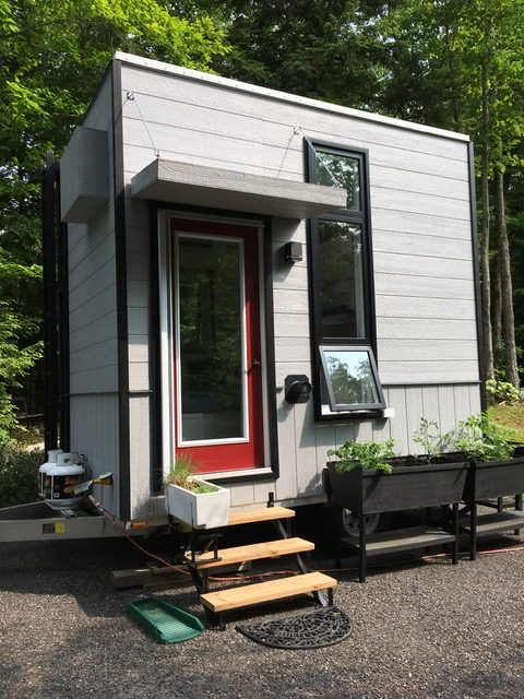 Blakes Beautiful 7×11 Tiny House – The Scout THOW 002