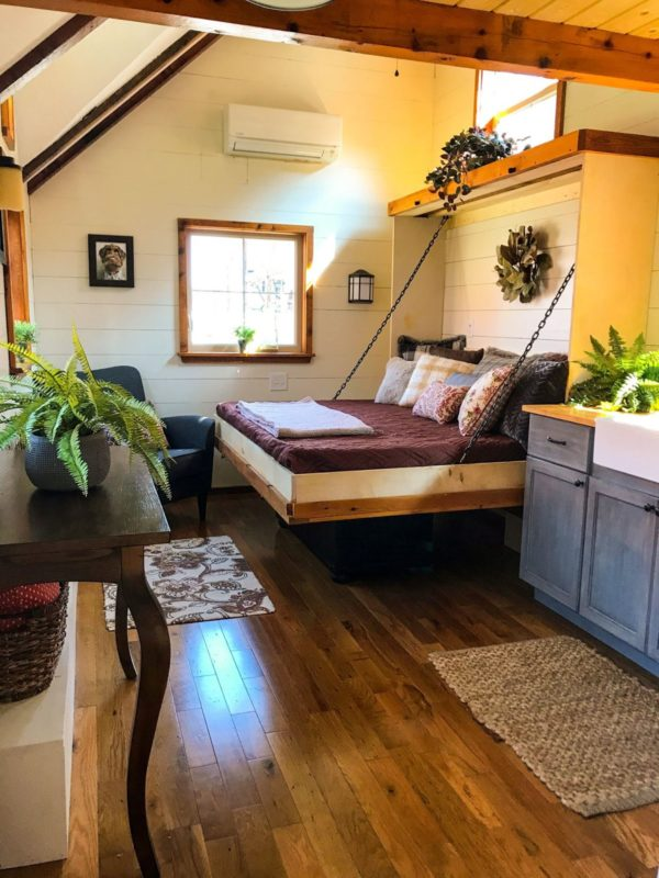 10-Foot Wide Highland Tiny House by Incredible Tiny Homes