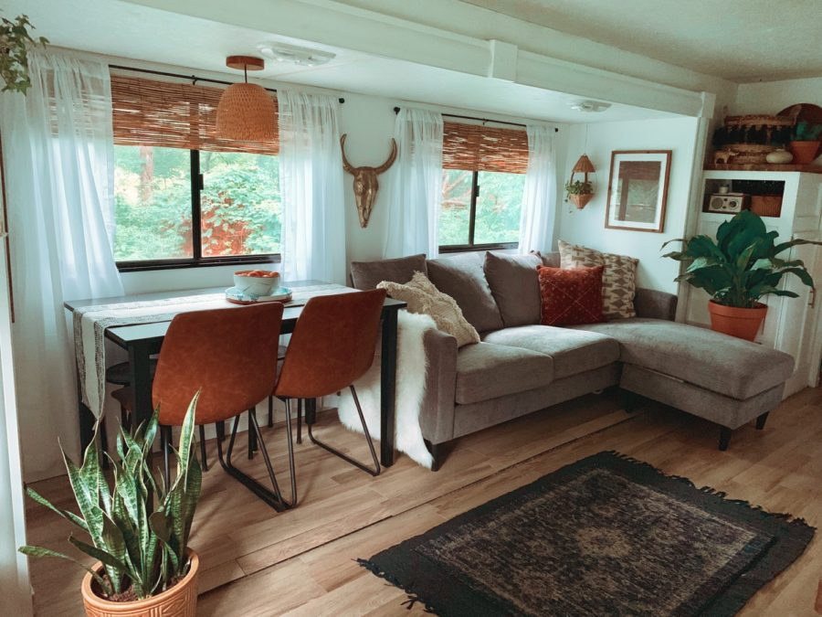 Living in a 30-foot camper renovation built for only 5k 001