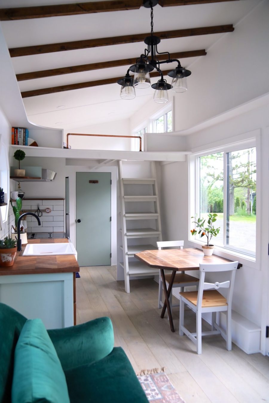 Pacific Harbor Tiny House by Handcrafted Movement