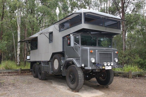 Rob Grays Wothahellizat Mk2 DIY Expedition Motorhome 001