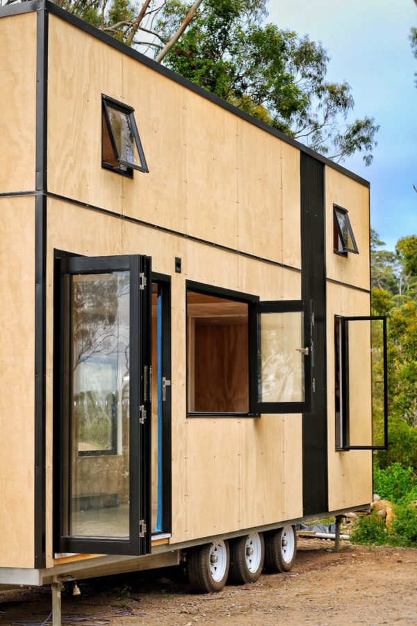 Sowelo Tiny House in Australia 0019
