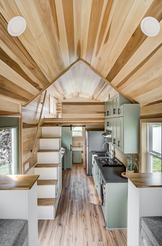 The Clover Tiny House by Modern Tiny Living 0022