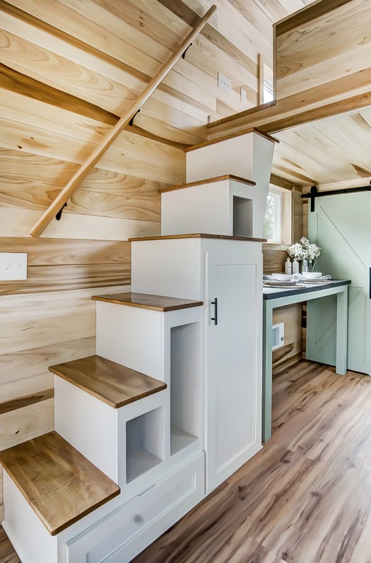 The Clover Tiny House by Modern Tiny Living 0026