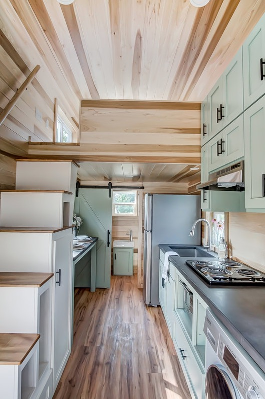 The Clover Tiny House by Modern Tiny Living 003