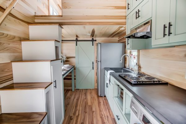 The Clover Tiny House by Modern Tiny Living 0050