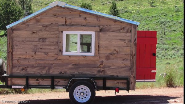 The Story of Hansen Adventure Works Micro Camper and Tiny House Builders in Wyoming 0020