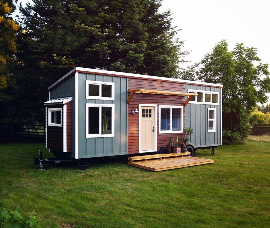 Topanga Tiny House by Handcrafted Movement 001