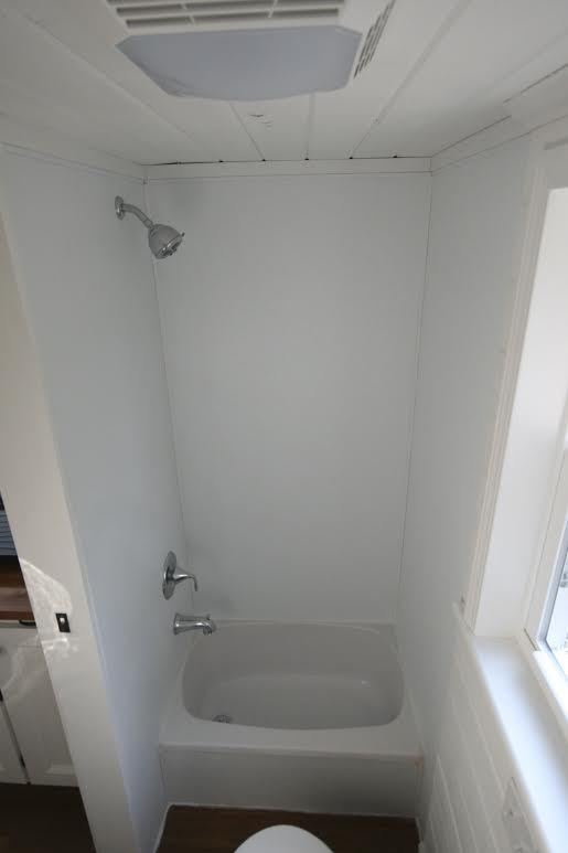 The Shower/Tub